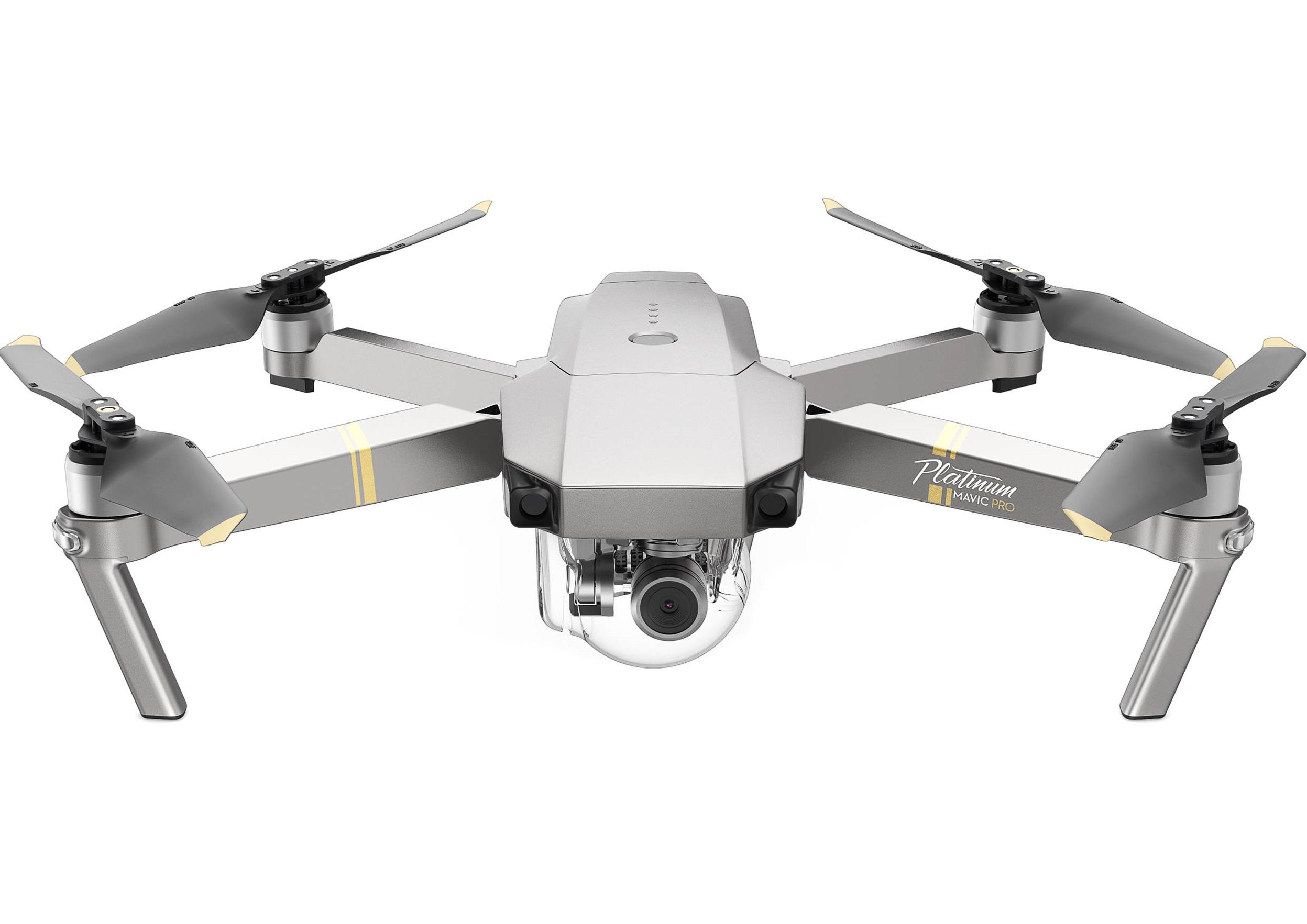 Drony DJI Mavic Pro za exkluzivní cenu na GearBestu! [sponzorovaný článek]