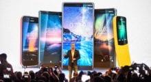 Všechny mobily Nokia dostanou aktualizaci na Androidu 9 Pie