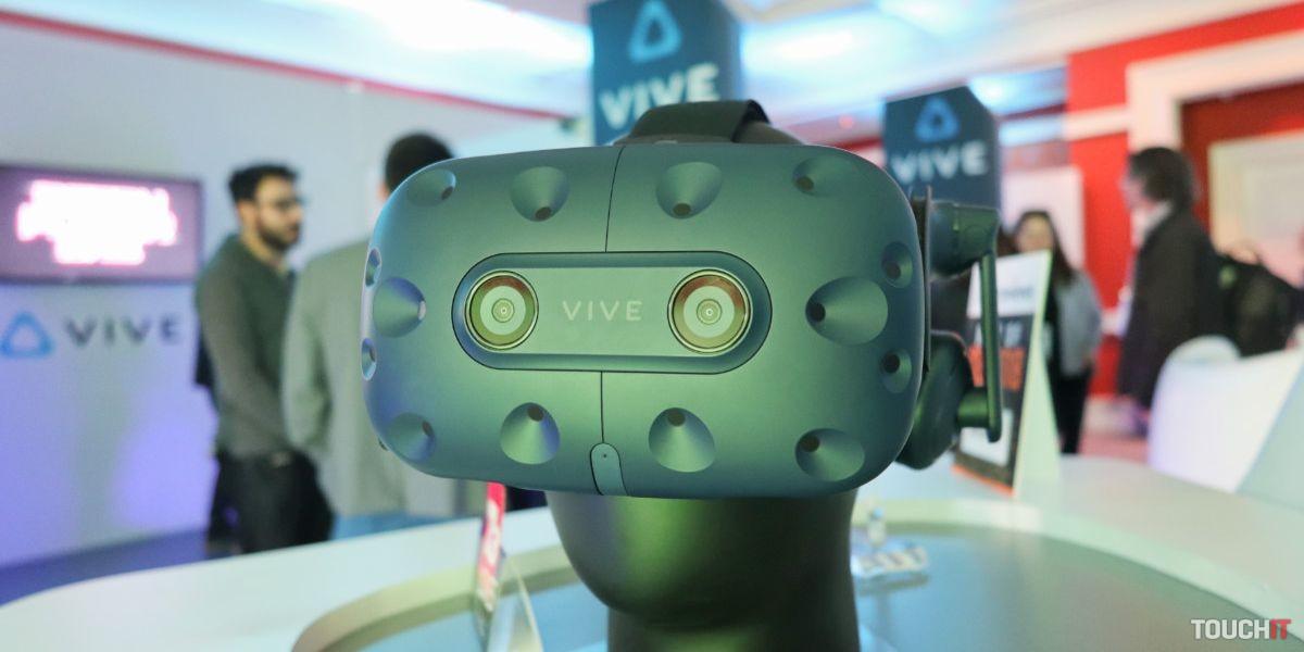 Vive Studios představí první celovečerní film pro VR