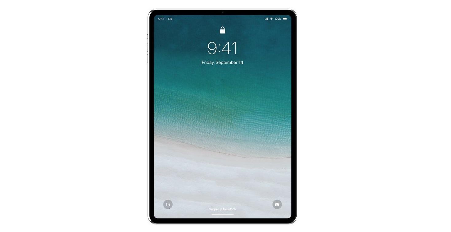 Bezrámečkový design iPadů potvrzen z nové bety iOS