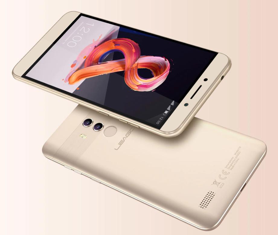 Leagoo T8s je telefon z nedávné minulosti