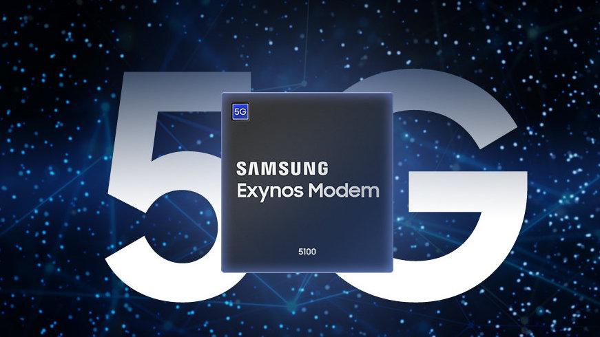 Samsung představil Exynos Modem 5100 pro 5G sítě