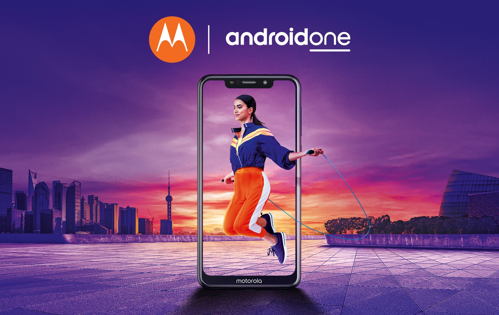 Motorola One představena, přijde na 7 599 Kč
