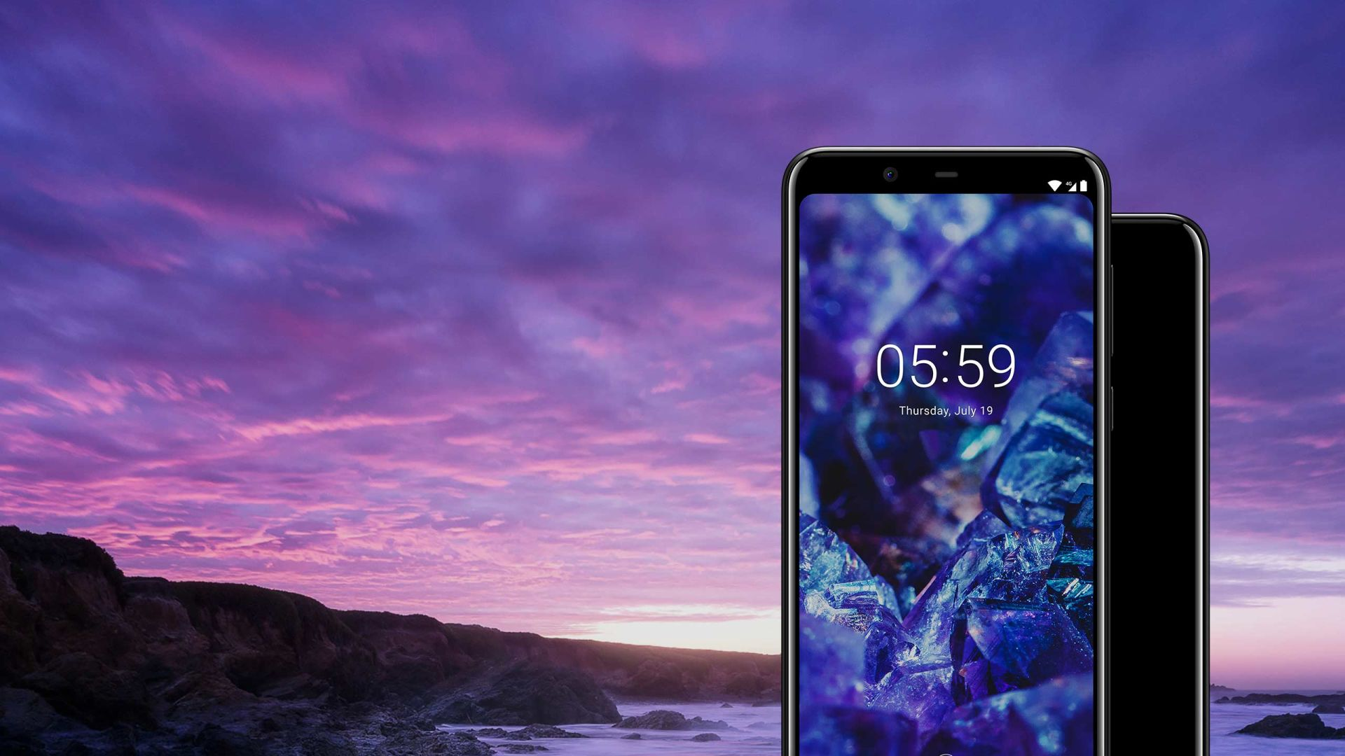 Oficiálně: Nokia 5.1 Plus a Nokia 6.1 Plus