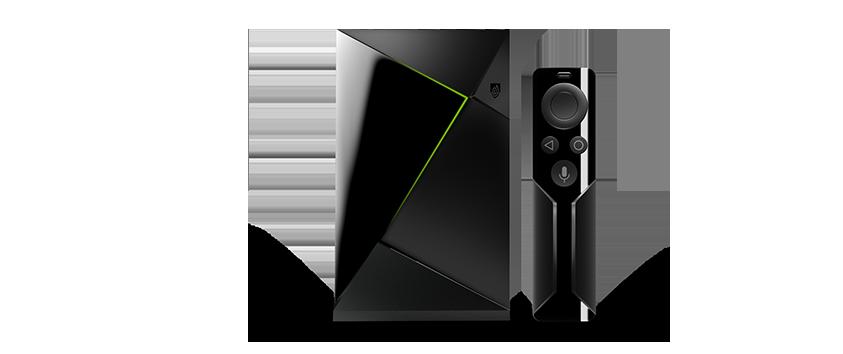 Nvidia testuje Shield TV aplikaci s virtuálním ovládáním, mousepadem, a klávesnicí
