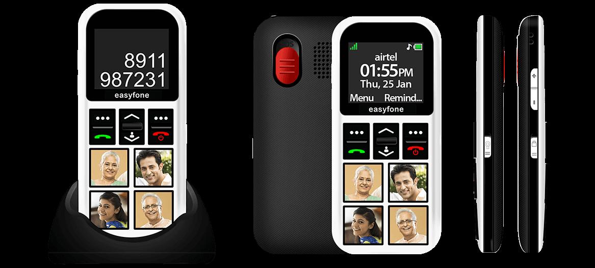 Easyfone STAR aneb první skutečný mobil pro děti?