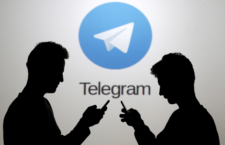 Telegram hlásí příchod novinek pro konverzace