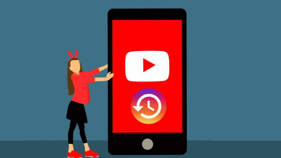 Youtube Stories získávají AR filtry [aktualizováno]