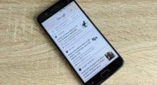 Google pokračuje v hrátkách s tmavým vzhledem, tentokrát u Feed