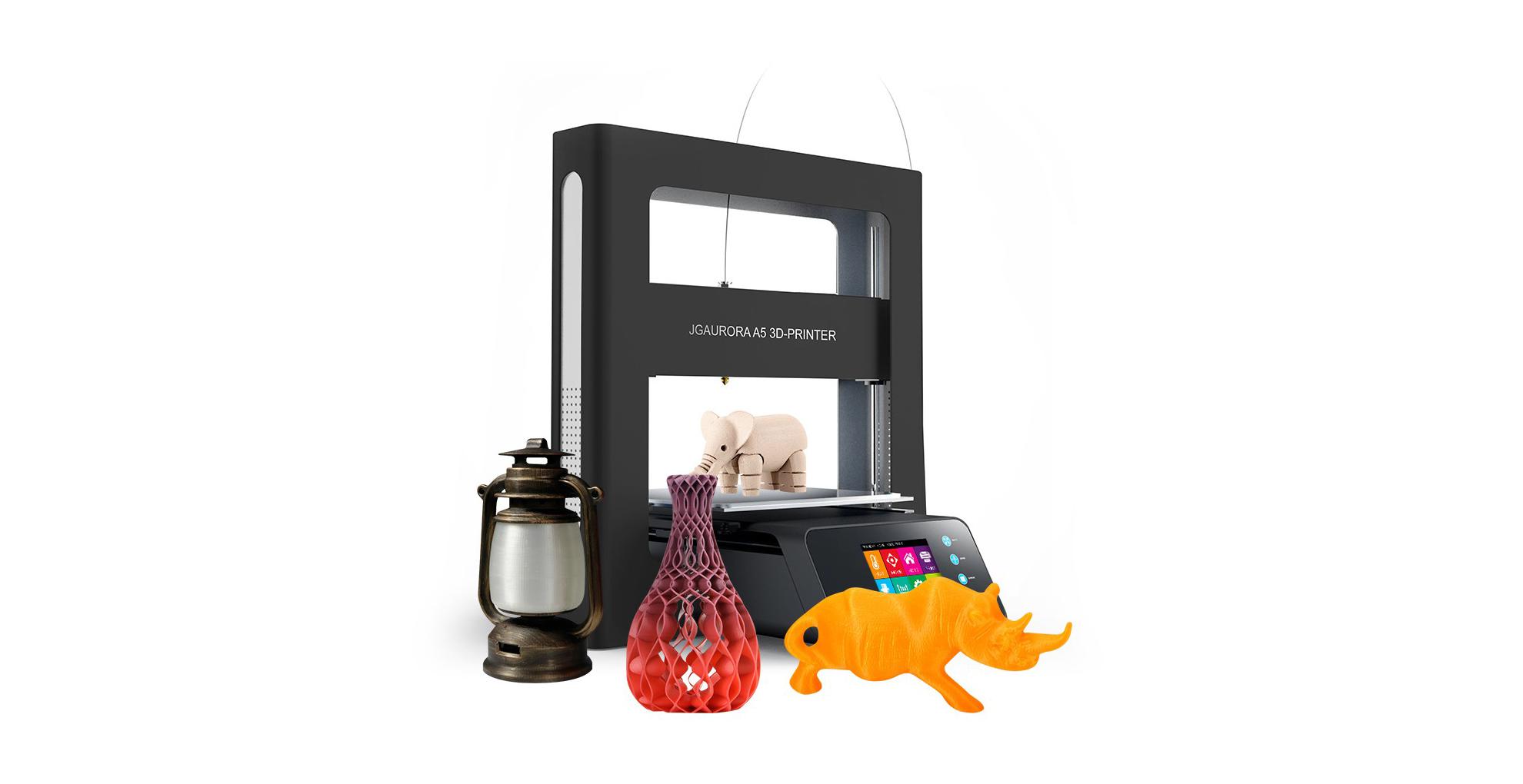 Úžasná 3D tiskárna jen nyní ve slevě za pár korun! [sponzorovaný článek]