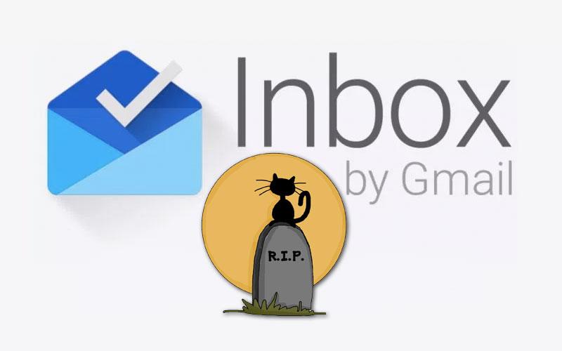 """Google """"zařízl"""" Inbox kvůli slabým číslům"""