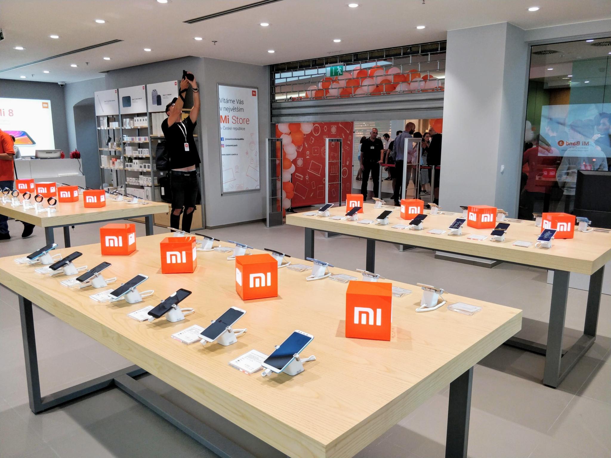 Nový Mi Store v Opavě, nabídne například Mi Max 3