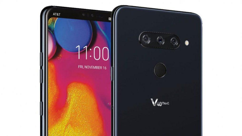 Druhé video lákající na LG V40 ThinQ, představí se 3. října [aktualizováno]