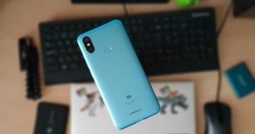 Xiaomi Mi A2 - druhý pokus s čistým Androidem [recenze]