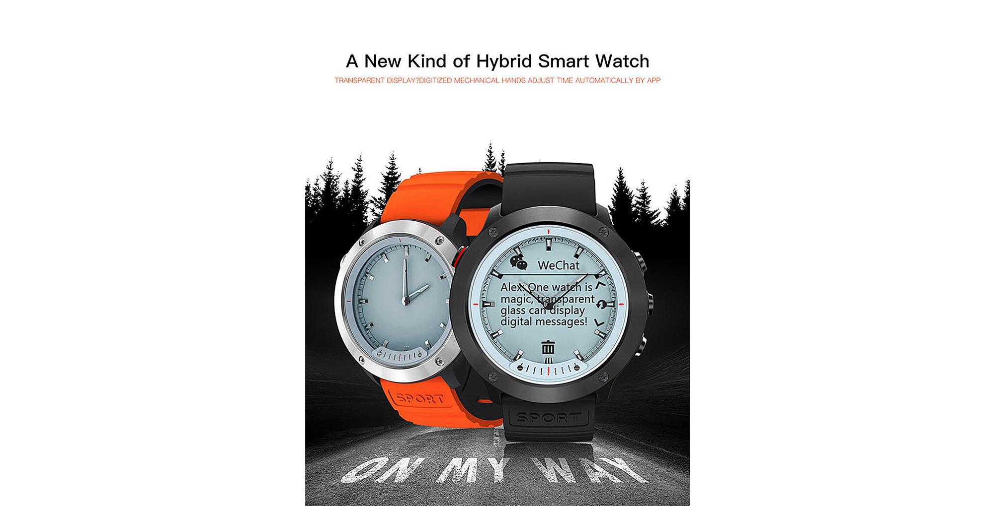 Chytré hodinky Makibes M5 jen nyní za nižší cenu! [sponzorovaný článek]