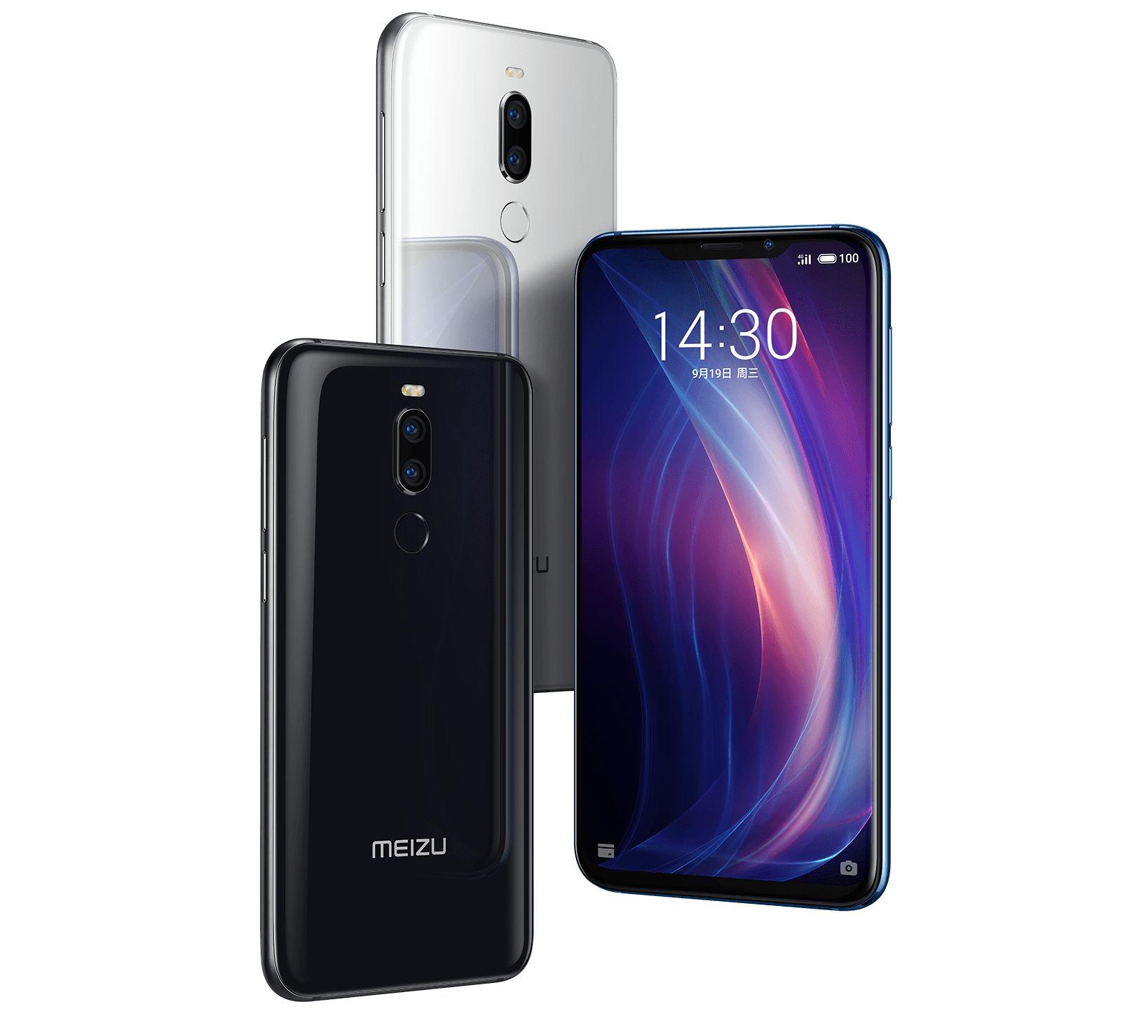 Meizu X8 – výkonná novinka střední třídy