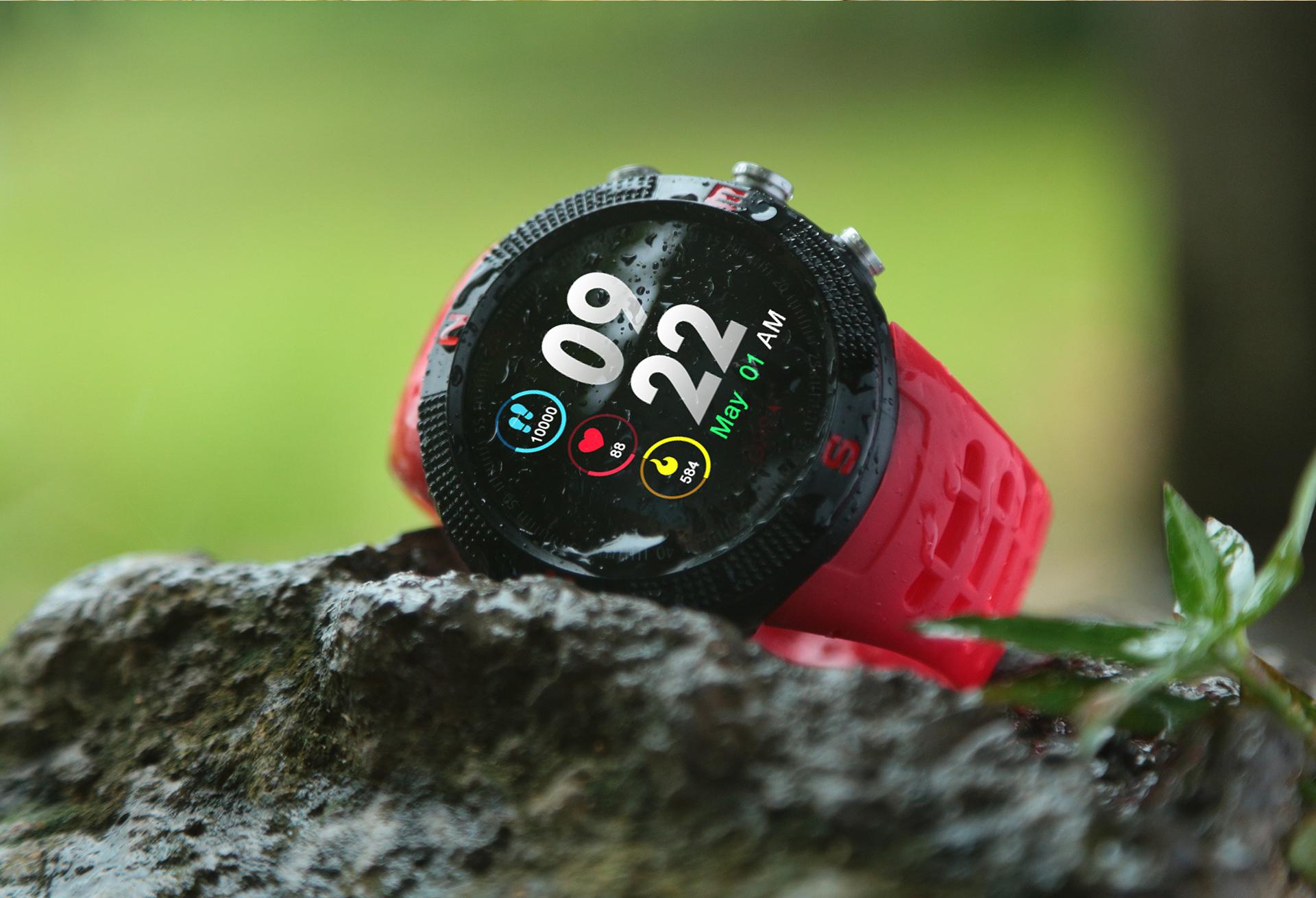 Gearbest: Originální chytré hodinky NO.1 F18 za báječnou cenu! [sponzorovaný článek]