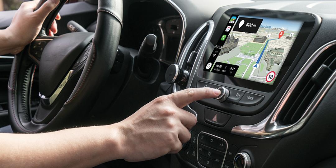 Sygic představil první offline navigaci pro CarPlay