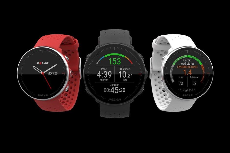 Polar vydal nové hodinky Vantage M a V