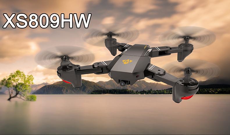 Skvělý dron VISUO ve slevě jen za pár korun, vhodný pro začátečníky! [sponzorovaný článek]