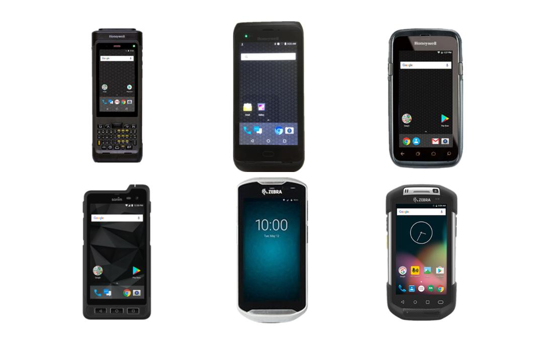 Google Android Enterprise se rozšiřuje o odolné smartphony