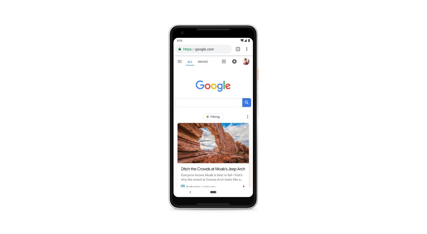 Google Discover – nový přístup k informacím i z google.com