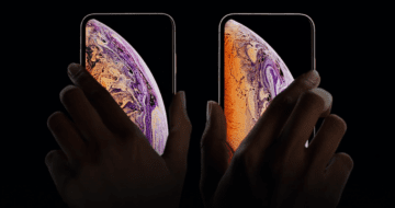Apple představil největší iPhone Xs Max a iPhone Xs