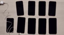 iPhone Xs (Max) mají problém s nabíjením, chyba je v softwaru [aktualizováno]
