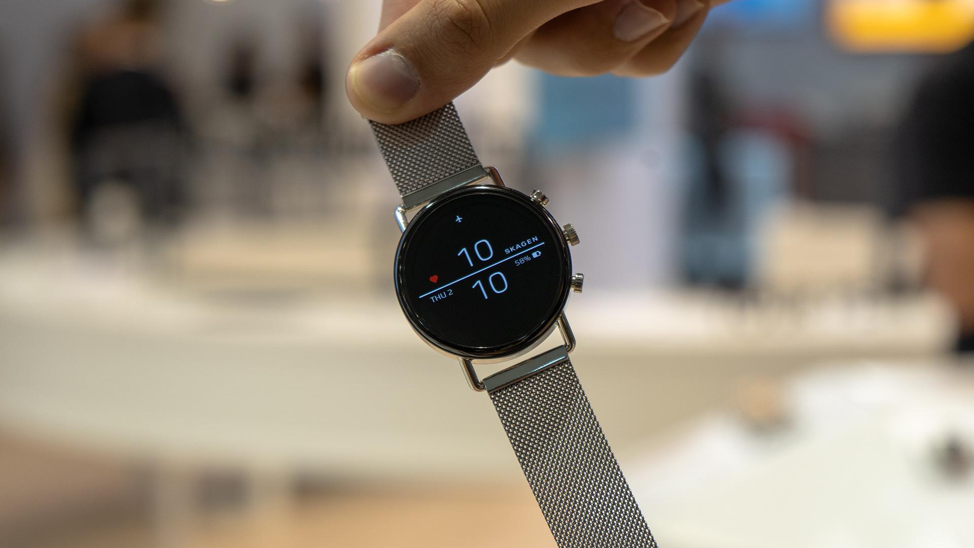 Skagen Falster 2 – vyzkoušeli jsme prémiové hodinky s Wear OS