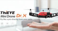 Gearbest: Skvělý dron ThiEYE jen nyní za pár korun! [sponzorovaný článek]