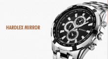 Gearbest: Elegantní hodinky CURREN pro každé použití jen nyní za nízkou cenu! [sponzorovaný článek]