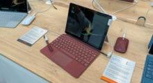Surface Go – vyzkoušeli jsme si nejnovější tablet od Microsoftu