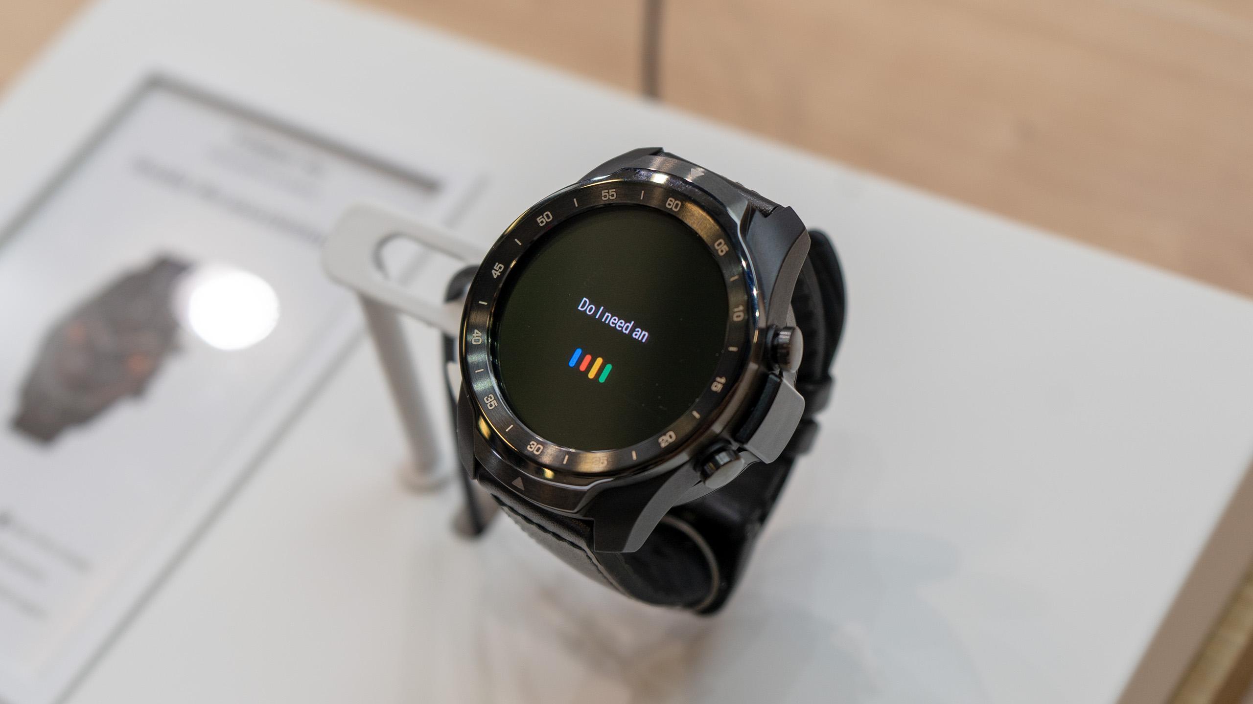Mobvoi představilo chytré hodinky TicWatch Pro 4G/LTE