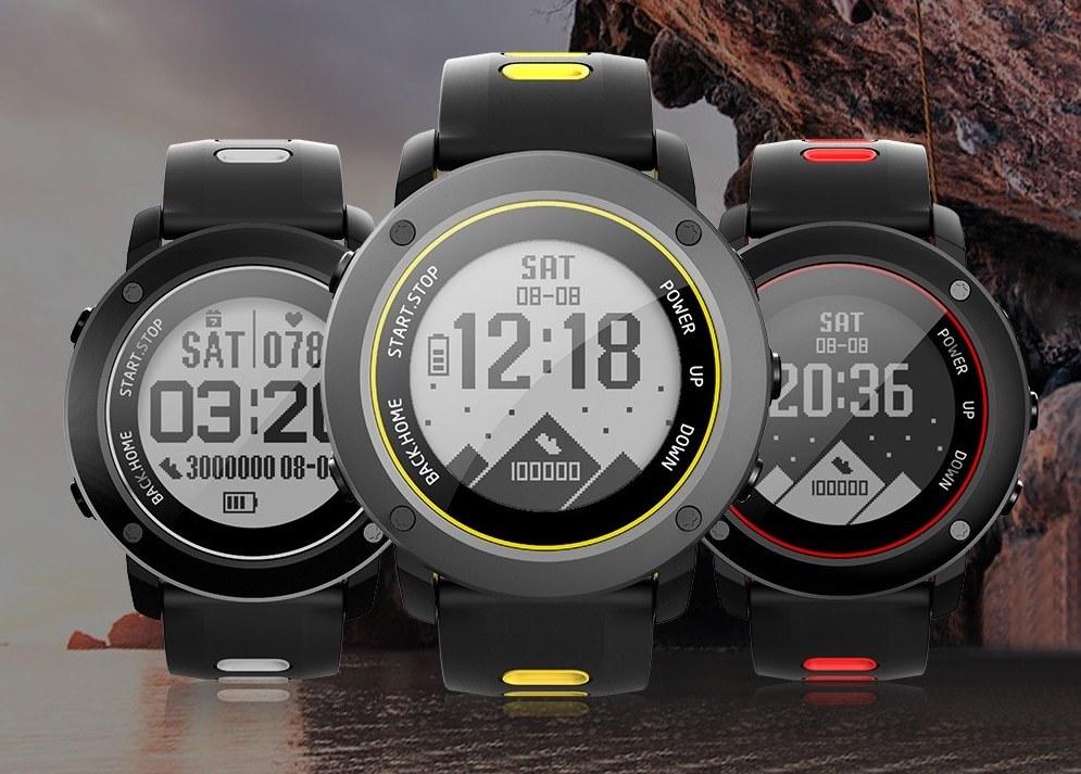 Chytré hodinky UW90 s 20denní výdrží a 100metrovou vodotěsností za pár korun! [sponzorovaný článek]