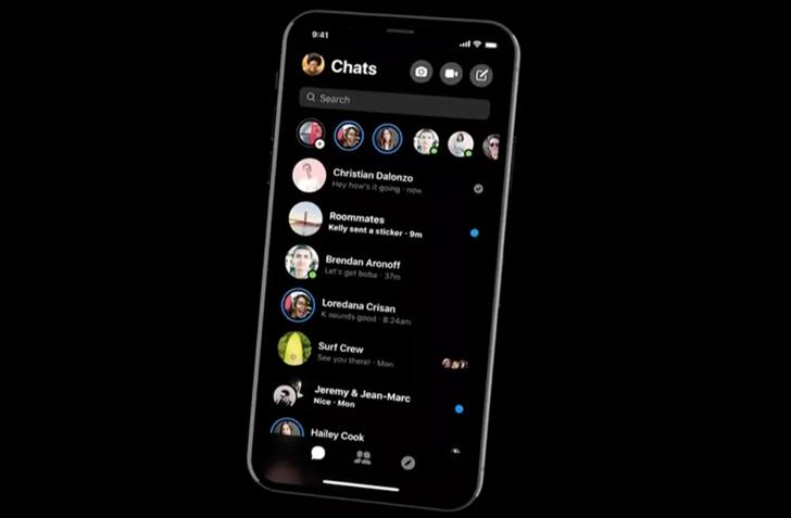 Messenger razantně mění uživatelské rozhraní