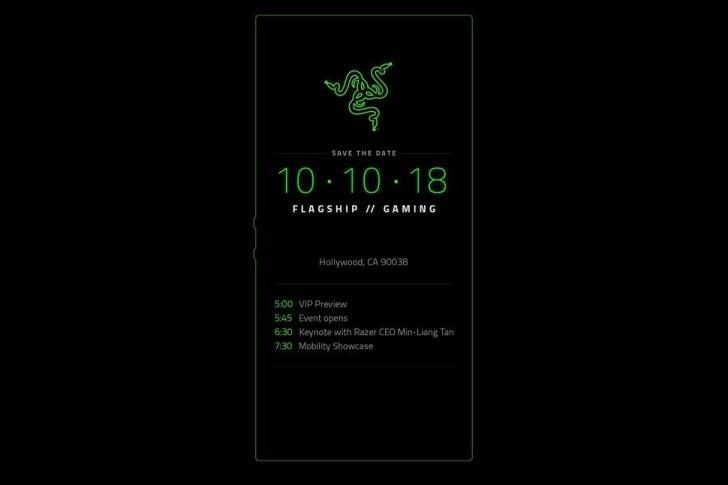 Razer Phone 2 na renderu ještě před premiérou [aktualizováno]