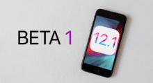 Apple vydal první beta verzi iOS 12.1