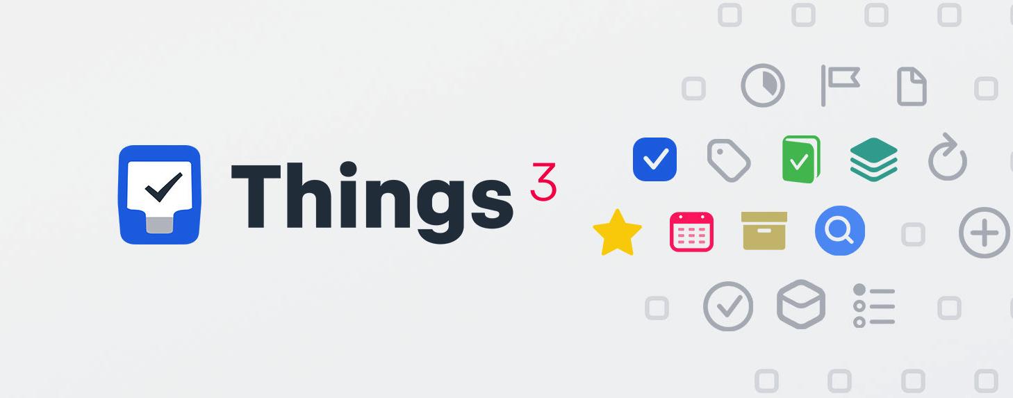 Things 3: absolutní špička mezi úkolovníky