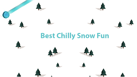 Přeneste se do zimy pomocí nenáročné hry Chilly Snow
