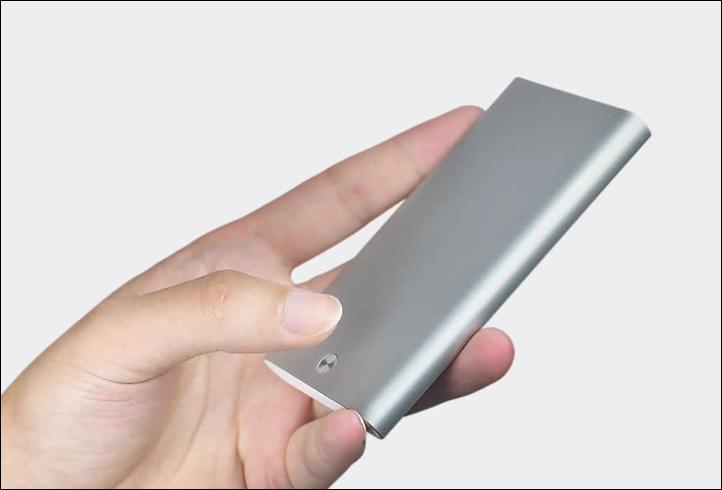 Xiaomi představilo speciální pouzdro MIIW Business Card pro karty a vizitky