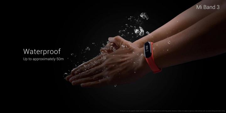 Xiaomi Mi Band 3 nyní za výhodnou cenu v e-shopu GearBest.com [Sponzorovaný článek]