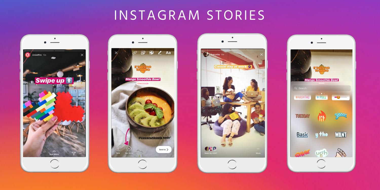 """Instagram nabídne """"delší"""" Stories (Příběhy)"""