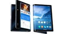FlexPai je první skládací telefon na světě, předobjednávky odstartovaly