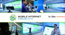 Mobile Internet Forum 2018: Jak do mobilních aplikací proniká rozšířená realita?