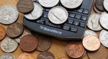 BlackBerry hlásí zisk díky škrtům