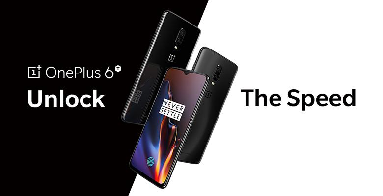 OnePlus 6T oficiálně, cena začíná na 549 eurech