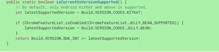 Chrome ukončí podporu