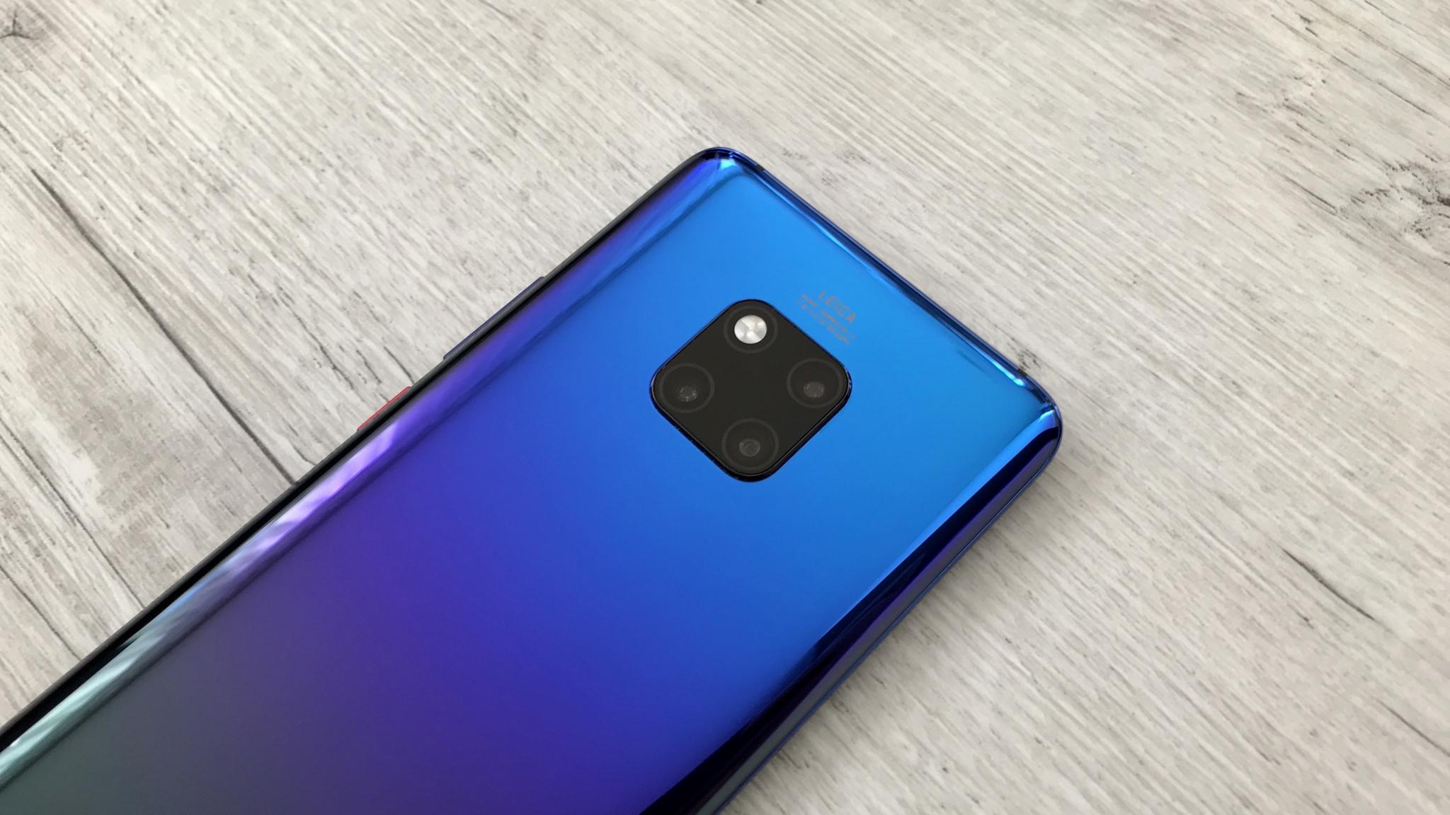 DxOMark zhodnotil Huawei Mate 20 Pro – zvládá lépe fotky než video