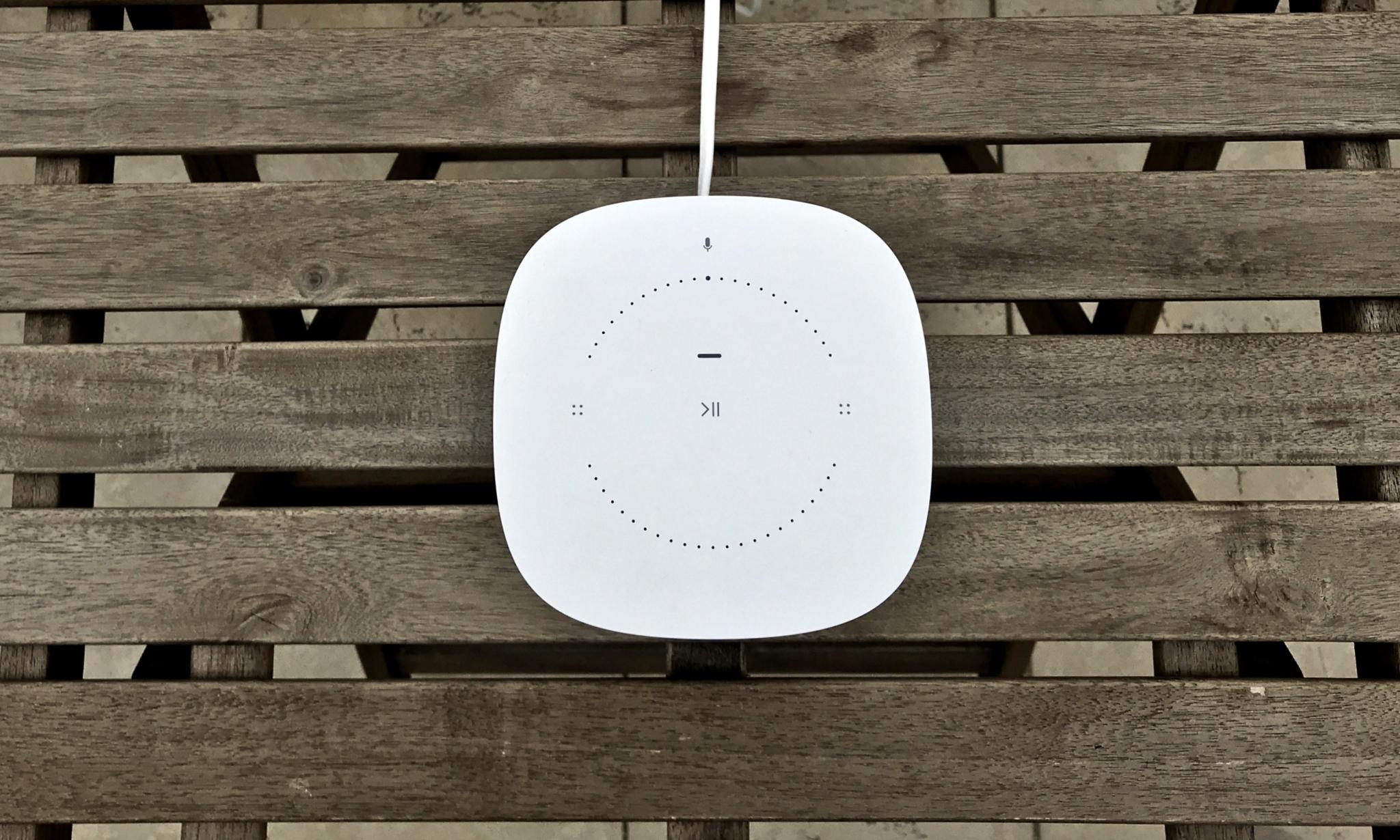 Sonos One: dokonalý chytrý reproduktor s asistentkou Alexa [recenze]