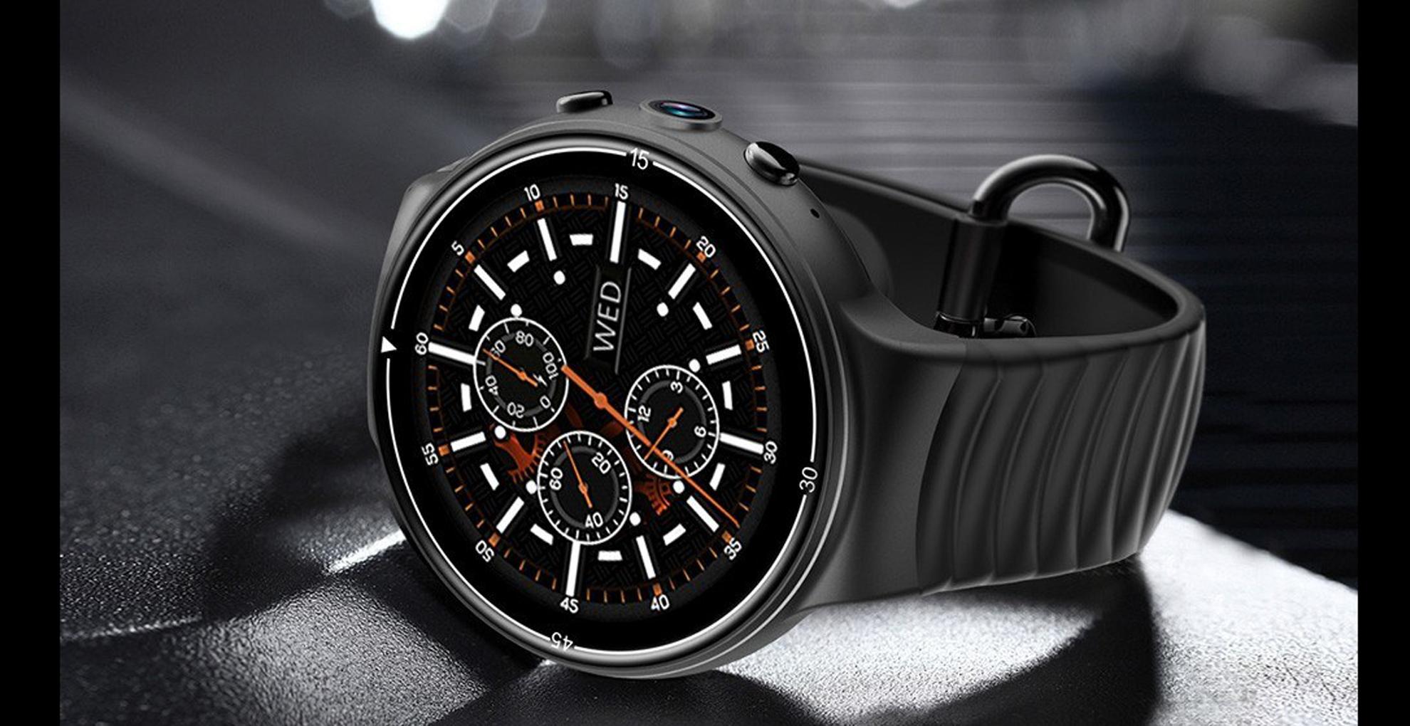 Chytré hodinky IQI I8 s dvoudenní výdrží nyní ve slevě! [sponzorovaný článek]